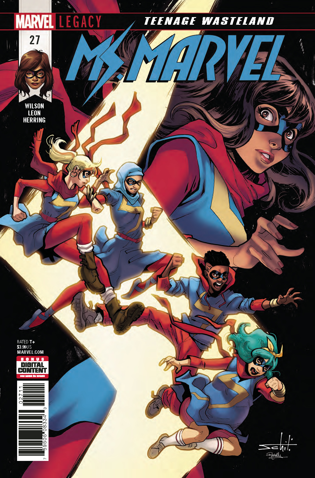 MS MARVEL #27 LEG