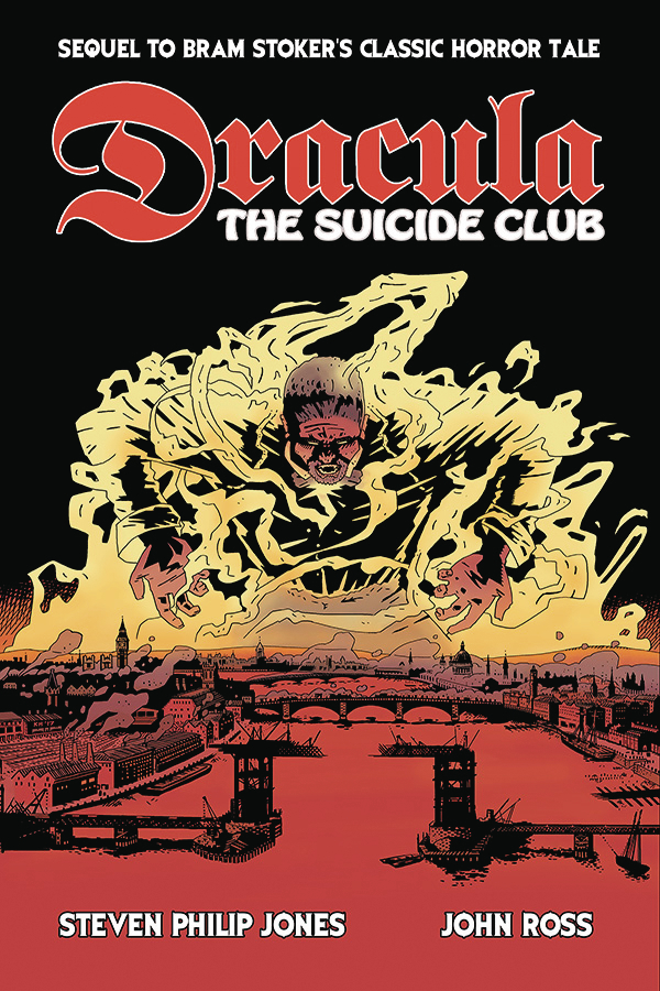 DRACULA SUICIDE CLUB GN