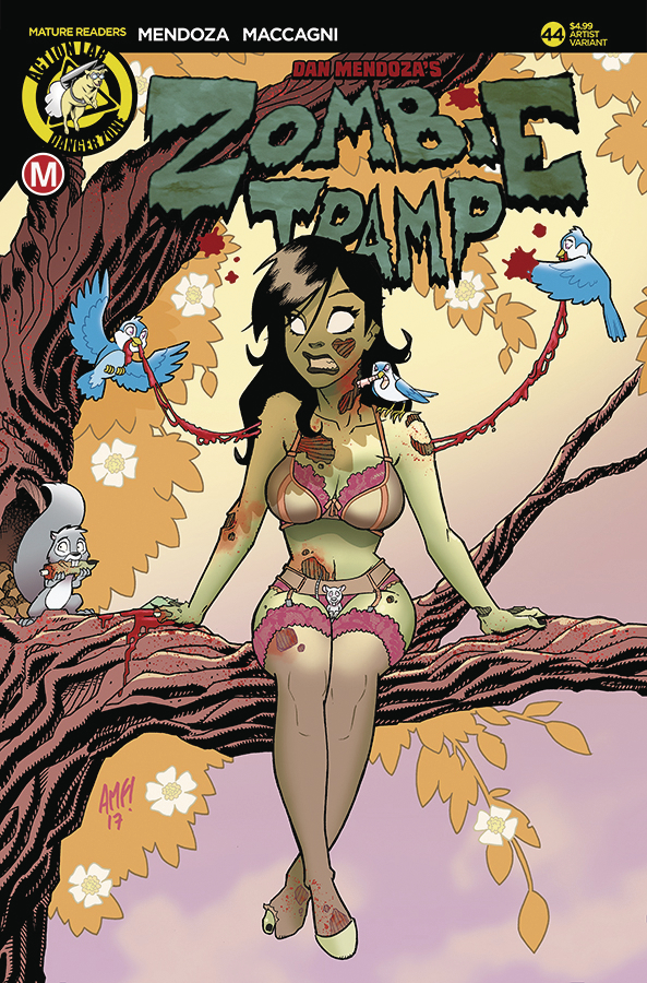 ZOMBIE TRAMP ONGOING #44 CVR C FLEECS (MR)