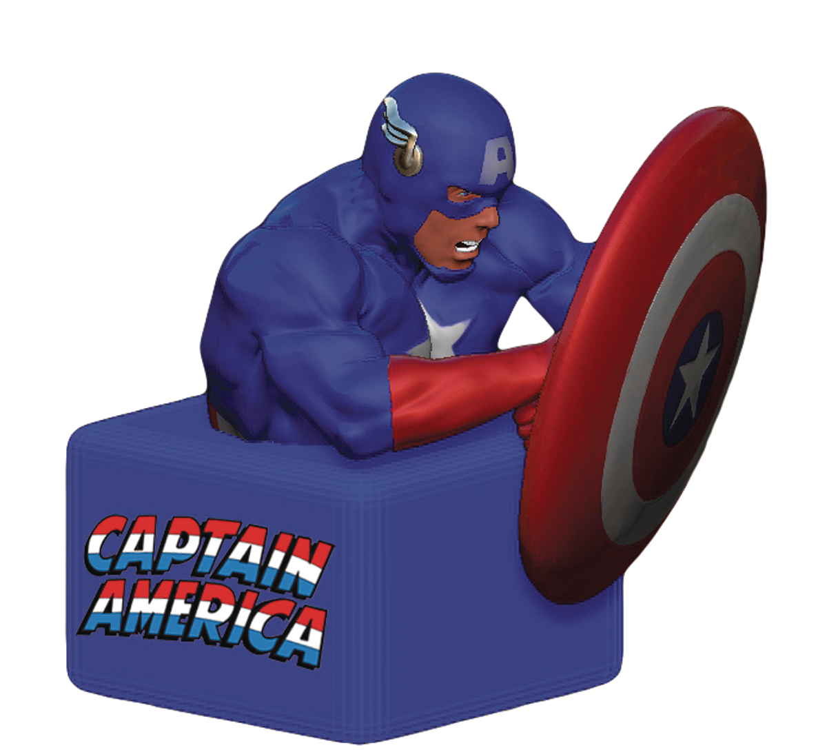 MARVEL CAPTAIN AMERICA COIN BANK