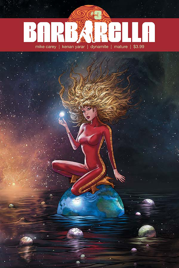 BARBARELLA #3 CVR E YARAR EXC SUBSCRIPTION VAR (MR)
