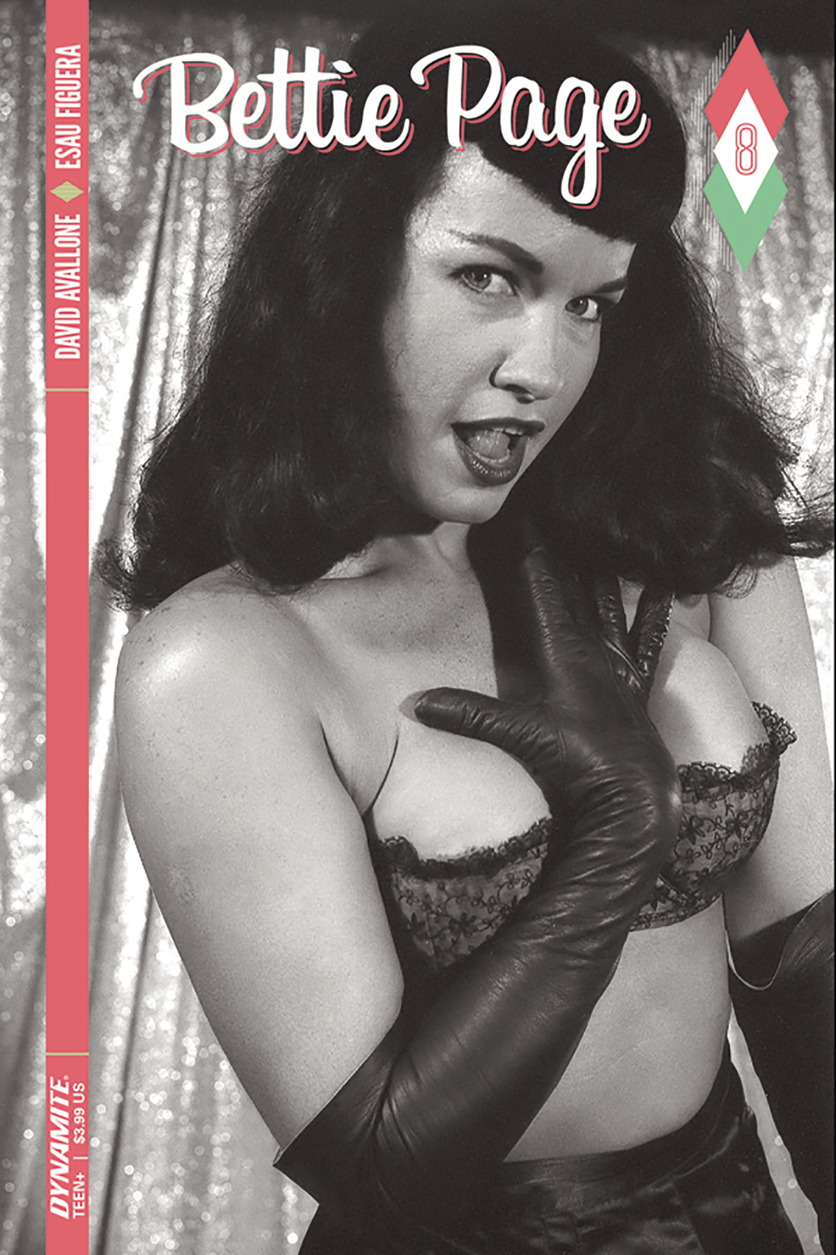 BETTIE PAGE #8 CVR C PHOTO