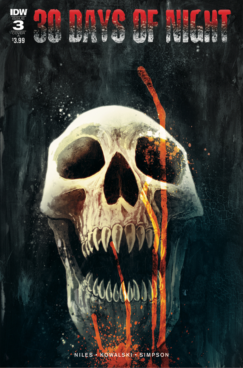 30 DAYS OF NIGHT #3 (OF 6) CVR A TEMPLESMITH
