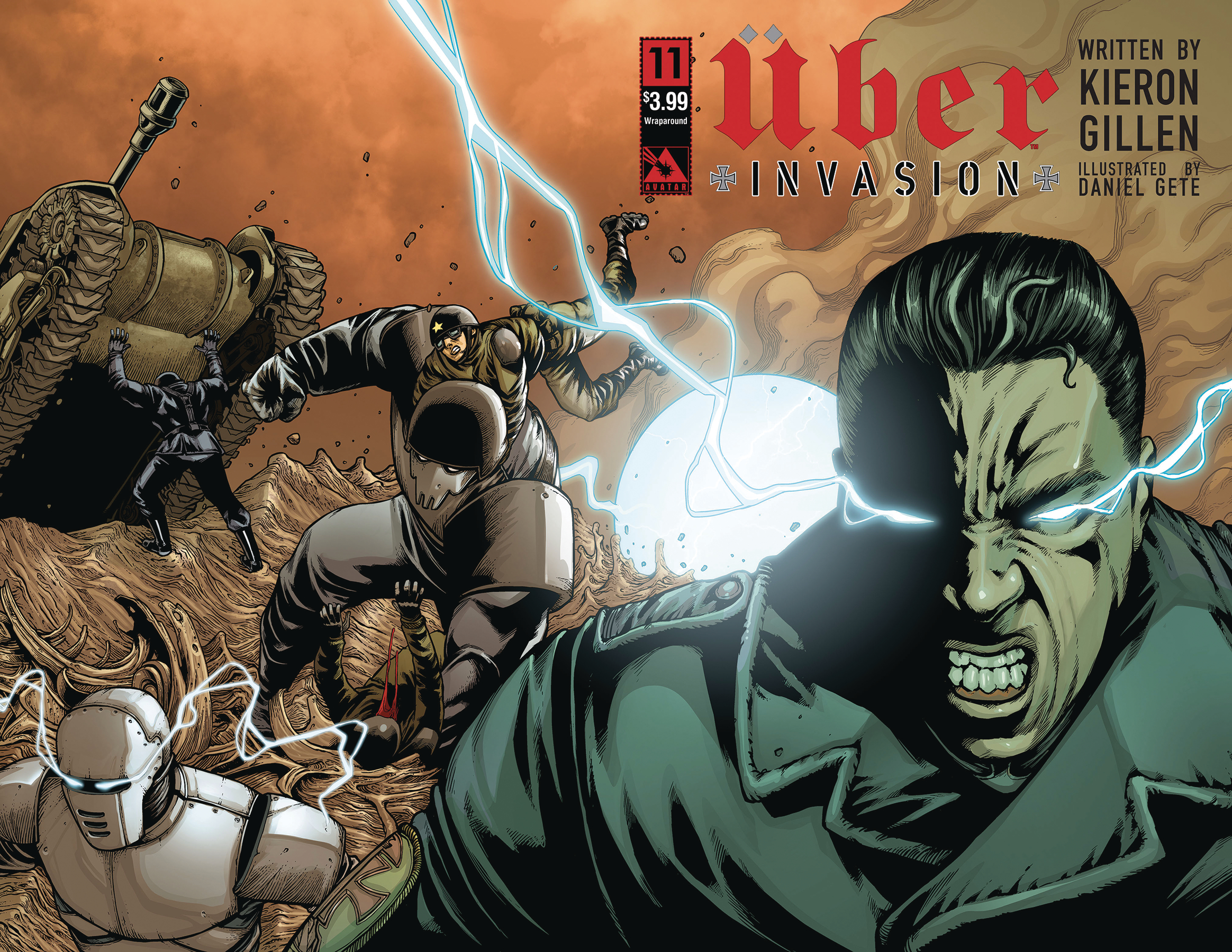 UBER INVASION #11 WRAP CVR (MR)