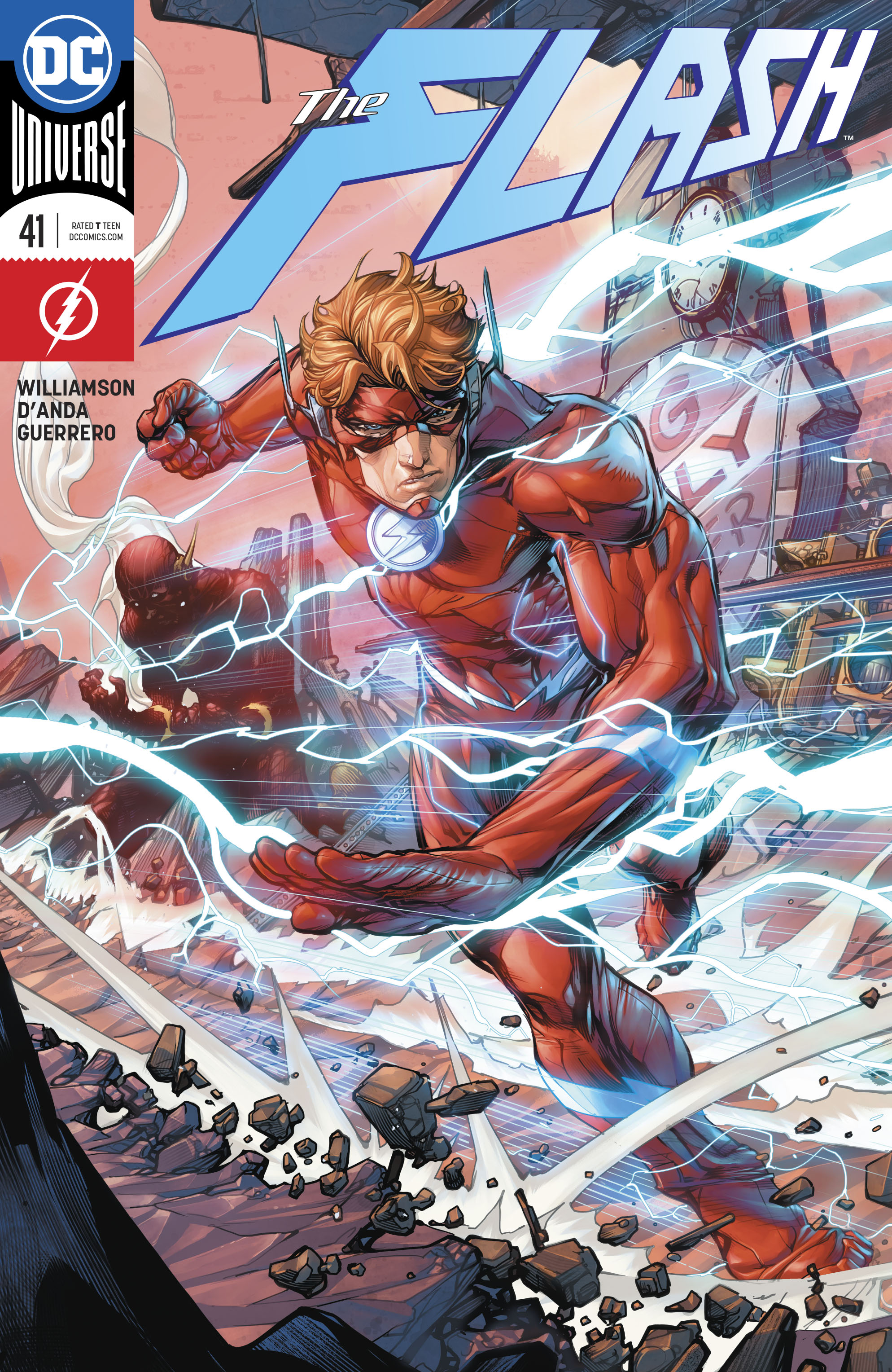 FLASH #41 VAR ED
