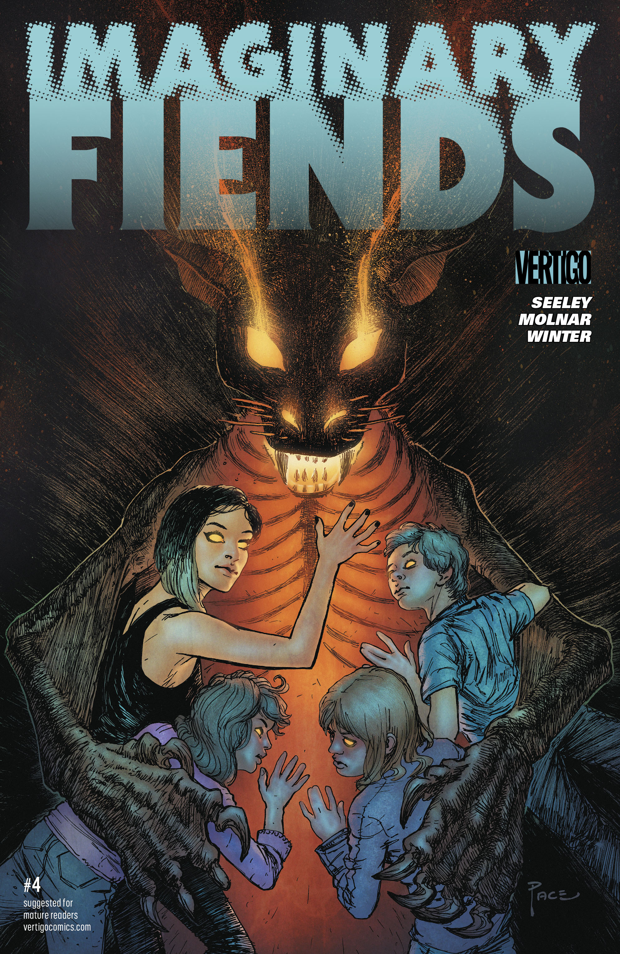 IMAGINARY FIENDS #4 (OF 6)