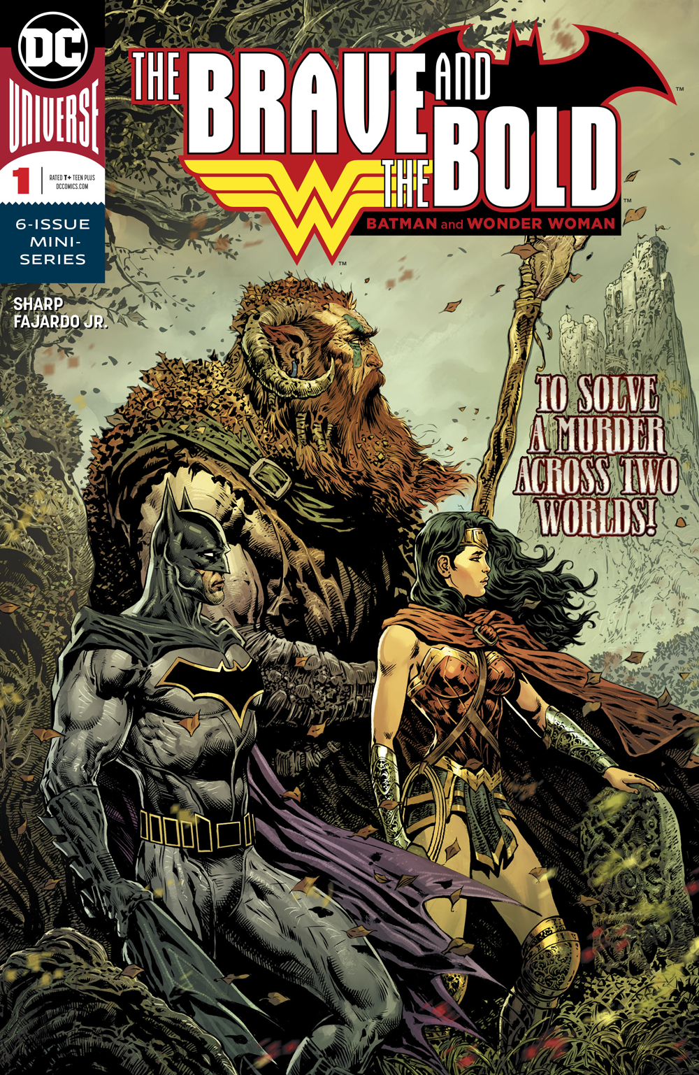 BRAVE & THE BOLD BATMAN & WONDER WOMAN #1 (OF 6)