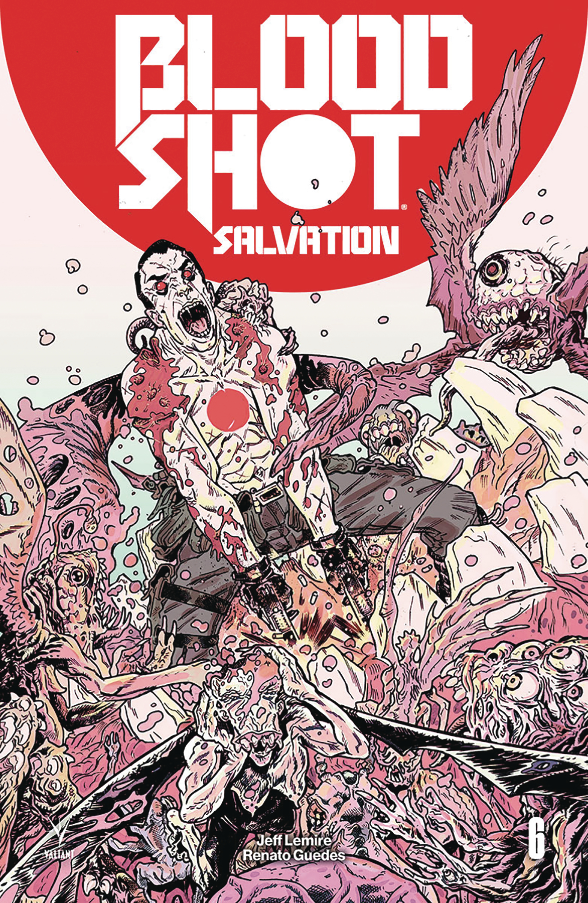 BLOODSHOT SALVATION #6 CVR C BIVENS