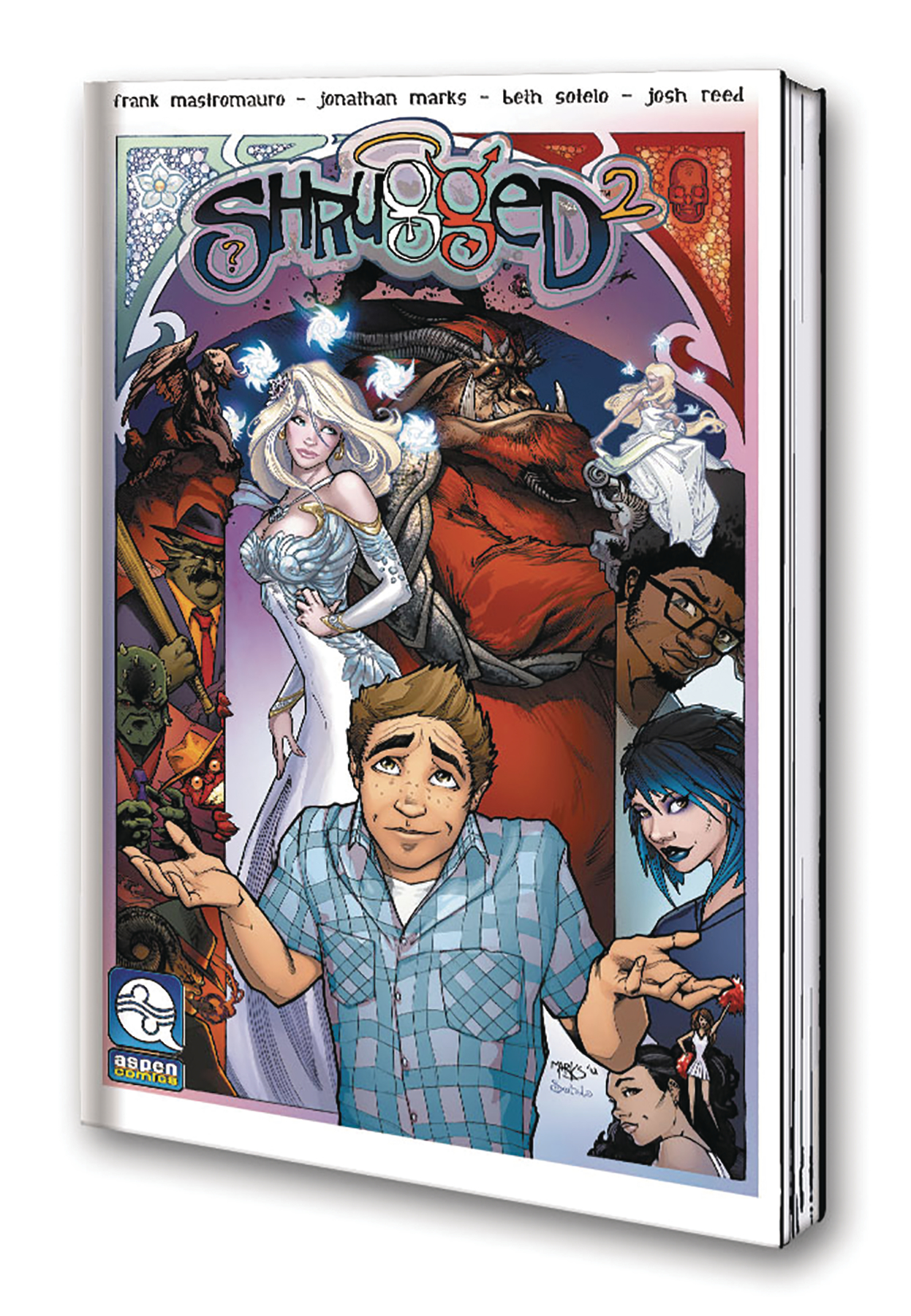 SHRUGGED TP VOL 02 NEW THING TO FEAR