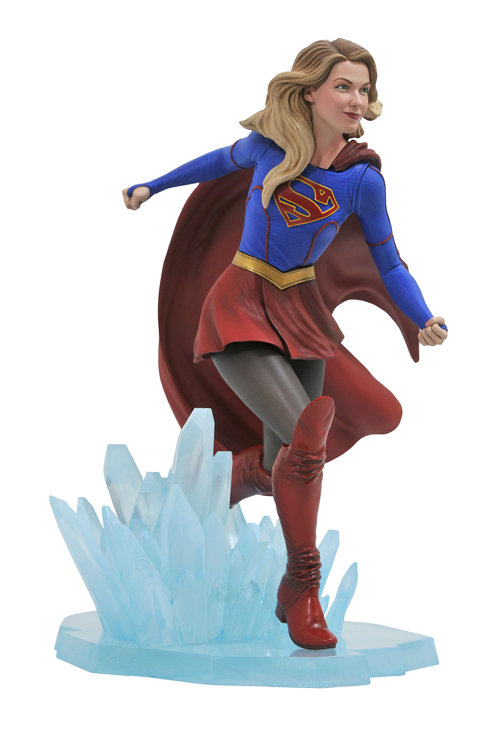 SUPERGIRL CW GALLERY PVC FIGURE