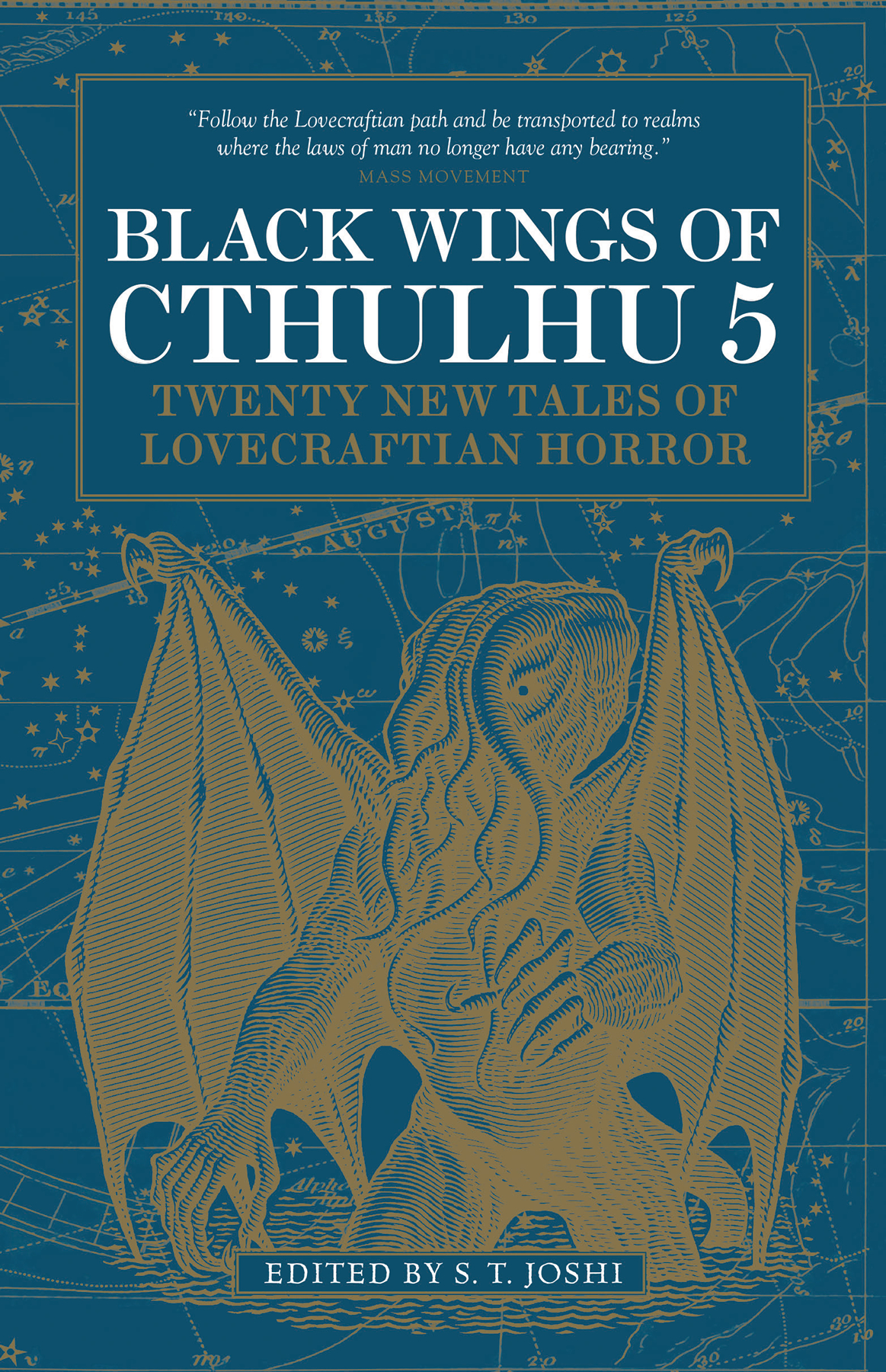 BLACK WINGS OF CTHULHU MMPB VOL 05