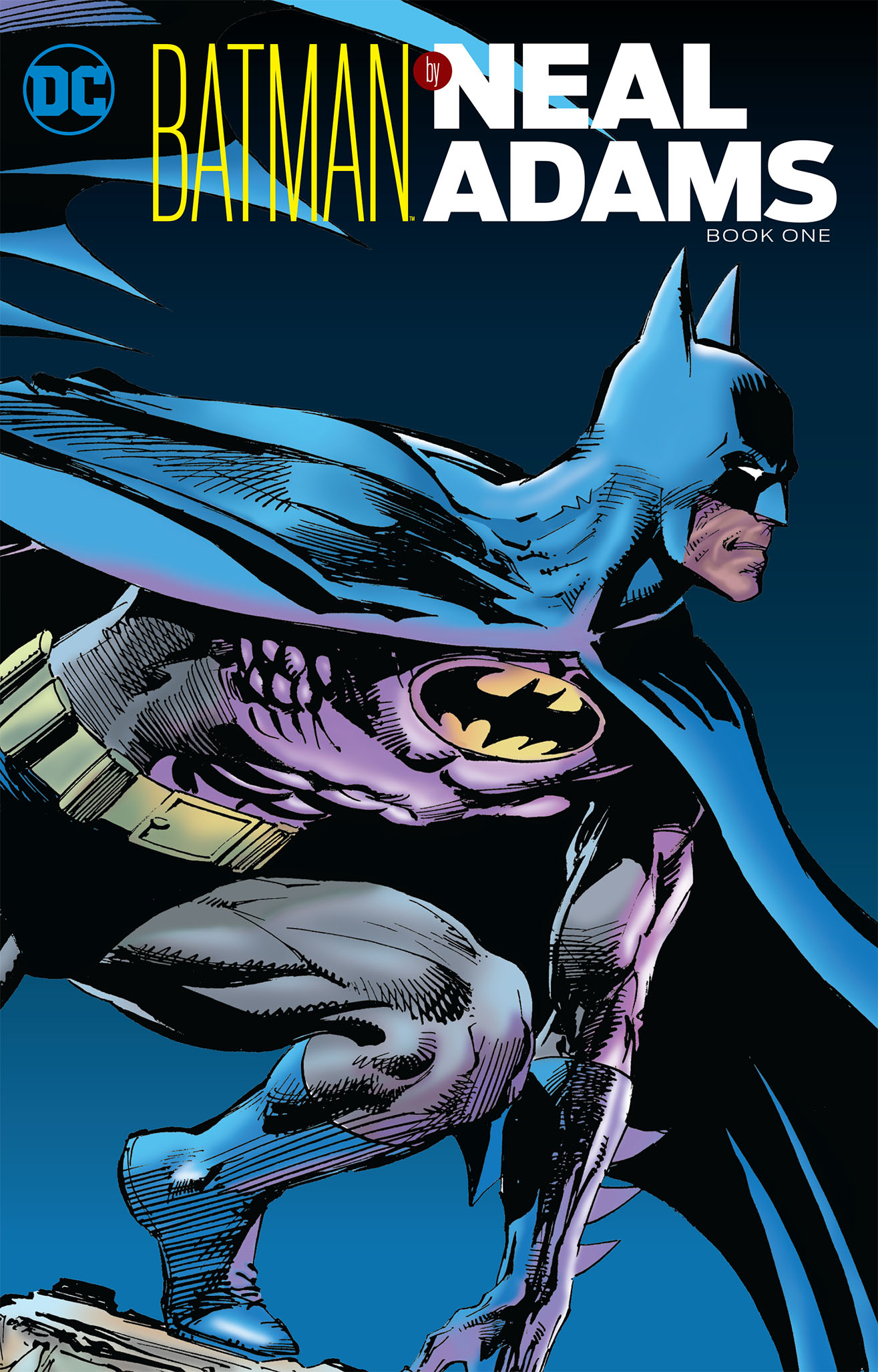 BATMAN BY NEAL ADAMS TP BOOK 01 (DEC170387)