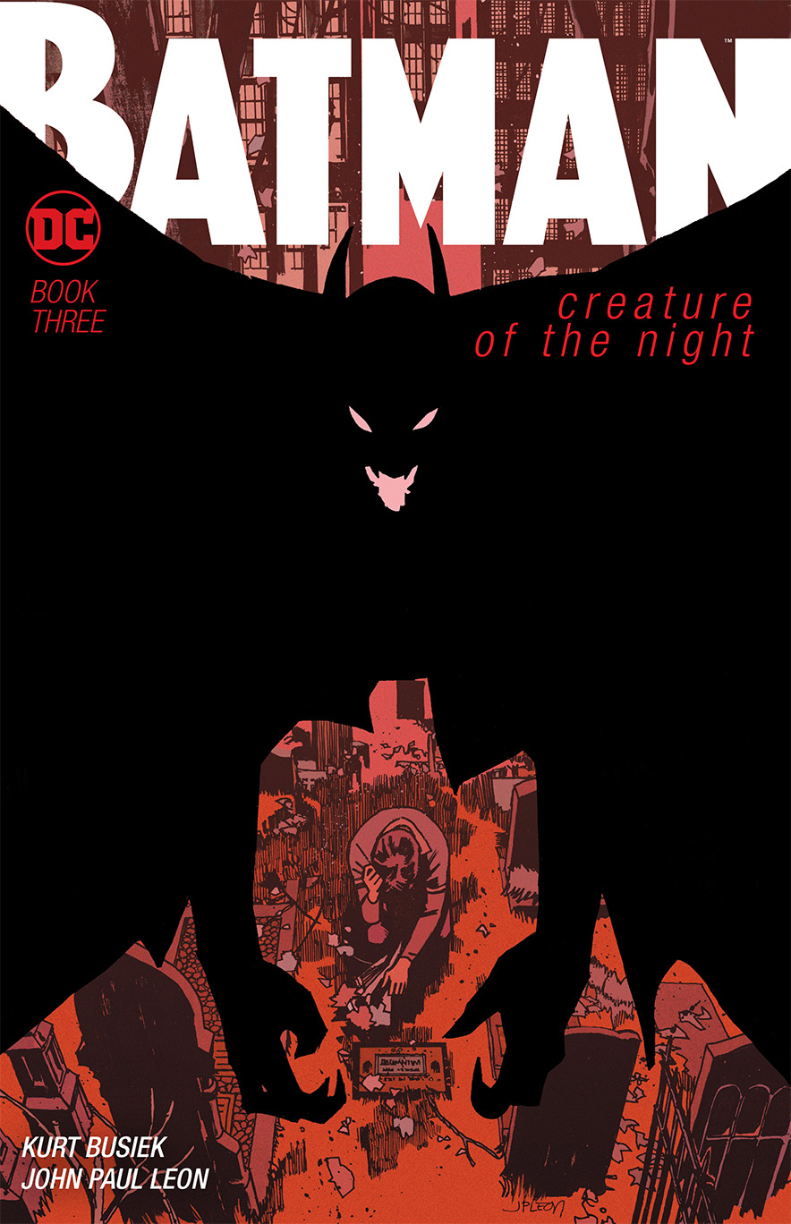 BATMAN CREATURE OF THE NIGHT #3 (OF 4)