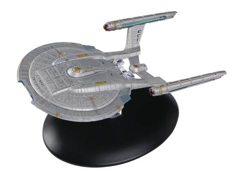 STAR TREK STARSHIPS BEST OF FIG #3 USS ENTERPRISE NX-01