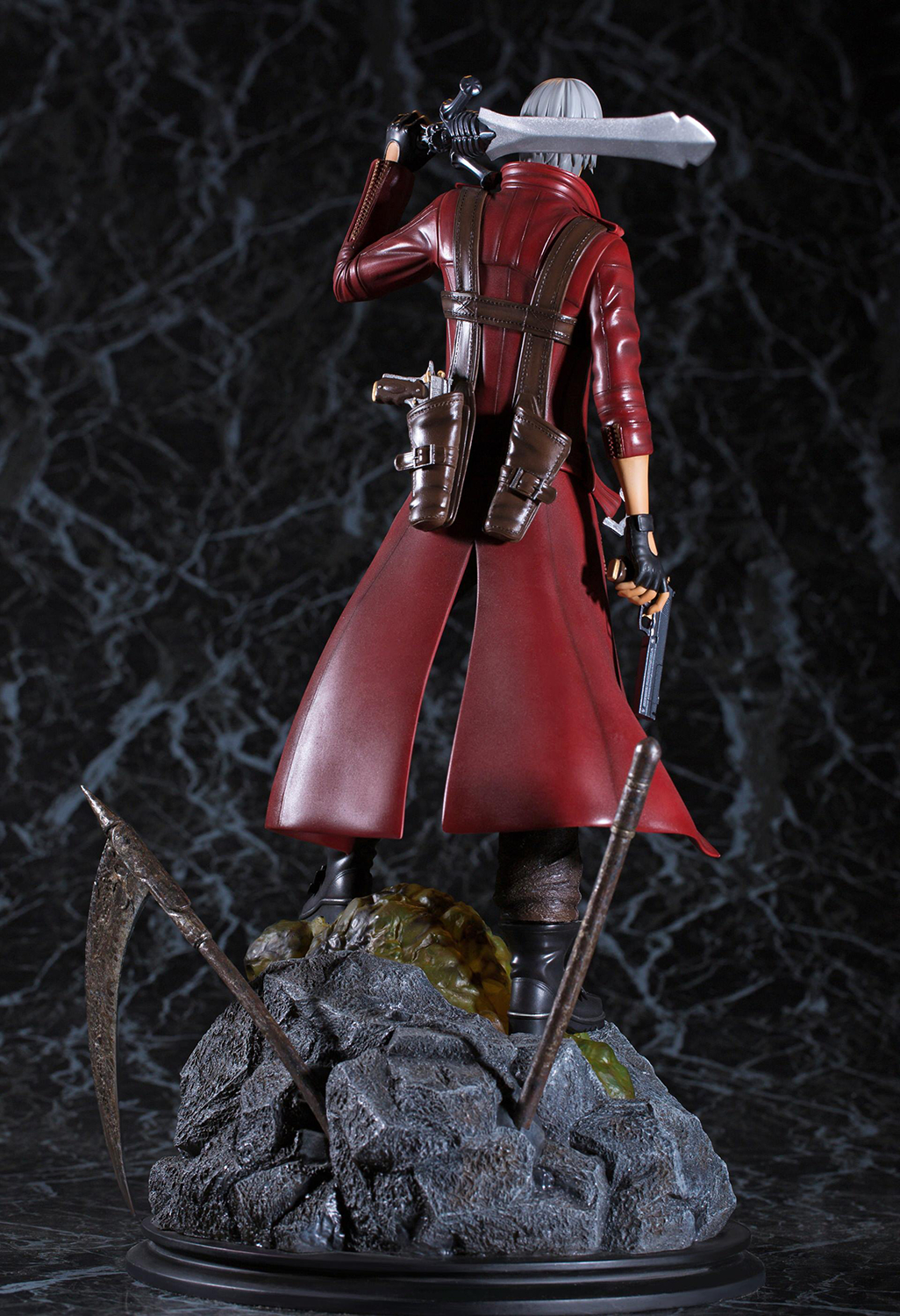 DEVIL MAY CRY 3 1/6 SCALE DANTE FIGURE PVC FIG