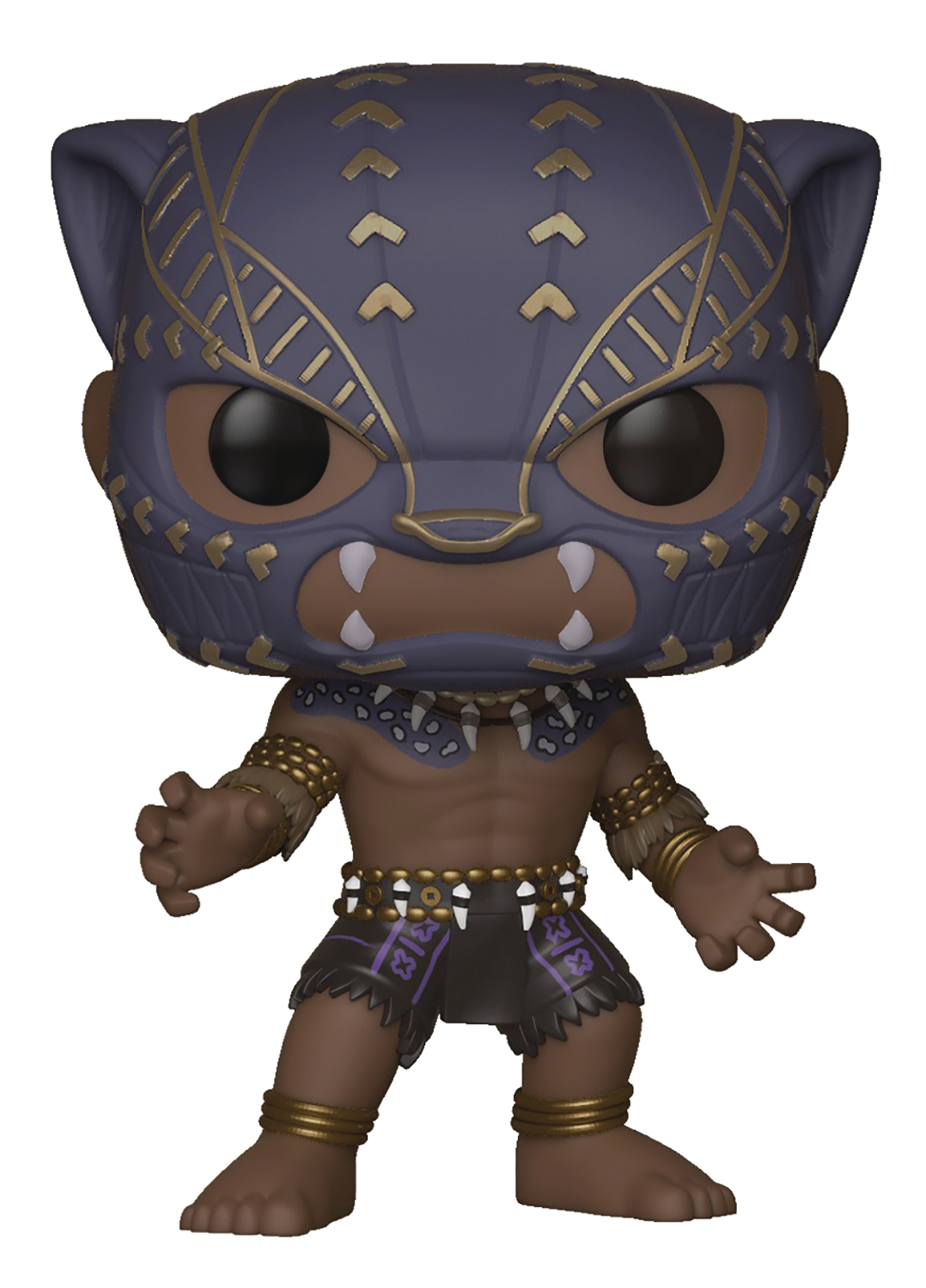 POP BLACK PANTHER BLACK PANTHER WATERFALL VINYL FIGURE