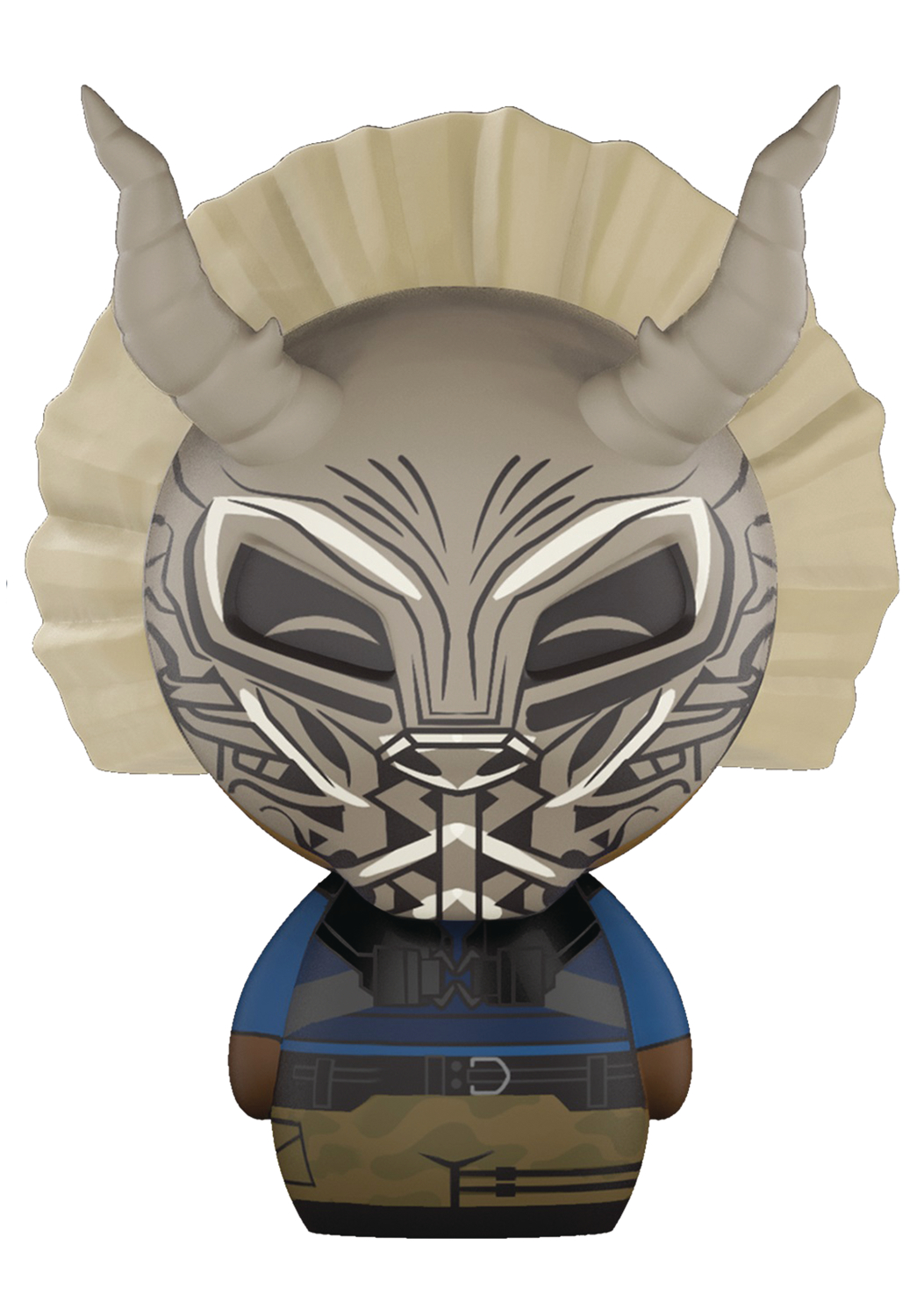 DORBZ BLACK PANTHER KILLMONGER VIN FIG