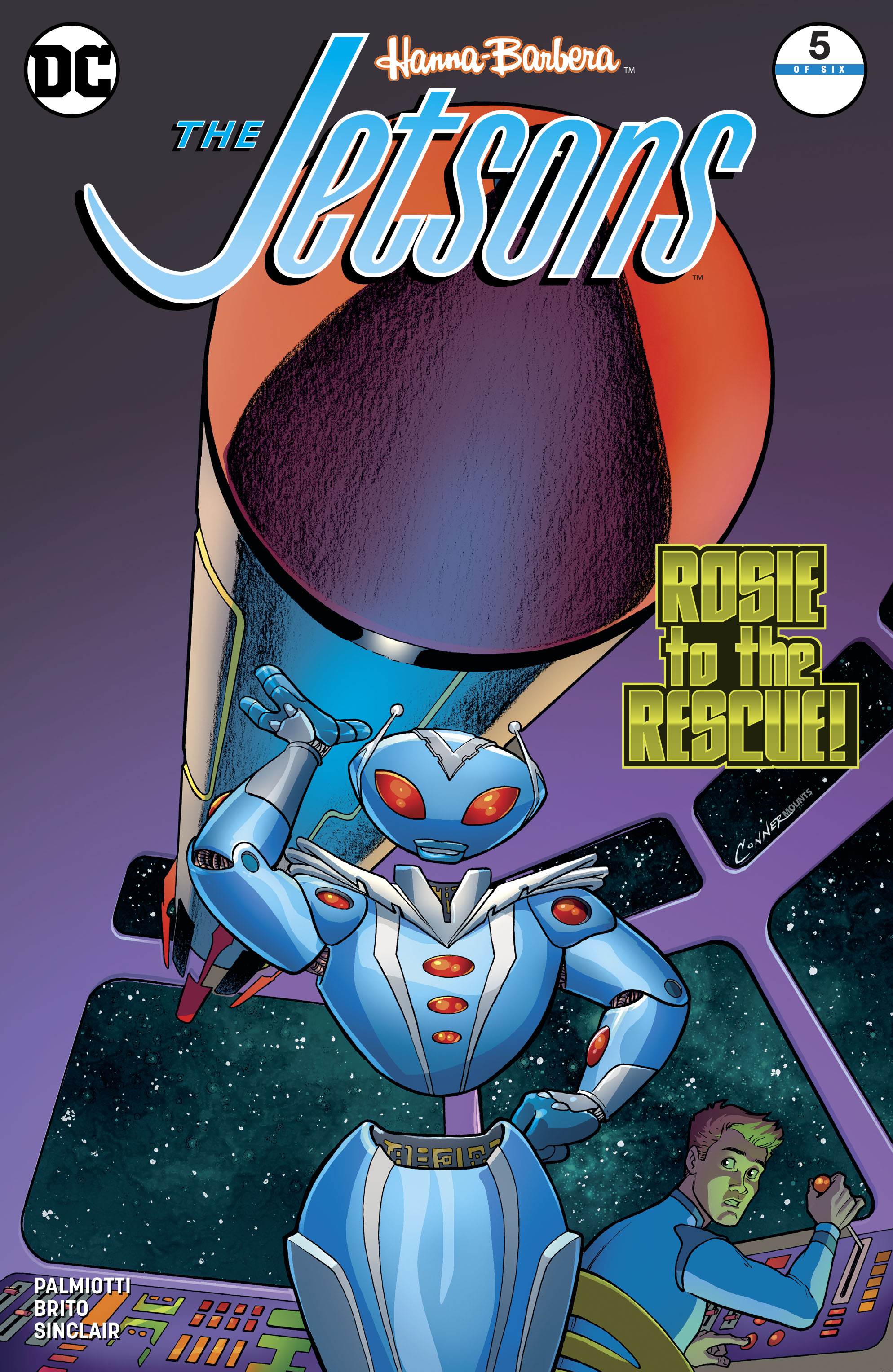 JETSONS #5 (OF 6)
