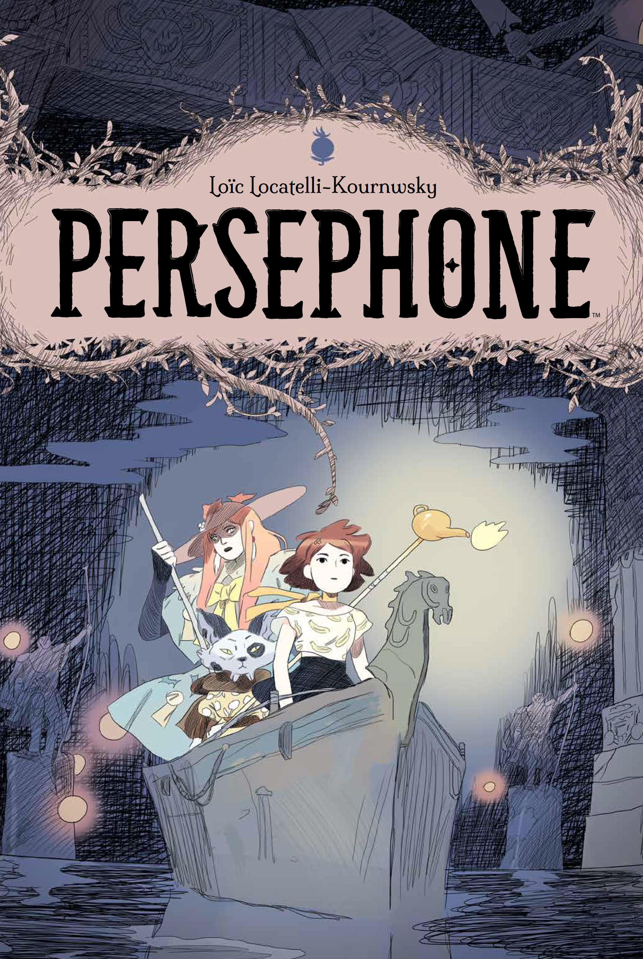 PERSEPHONE ORIGINAL GN HC (MR)