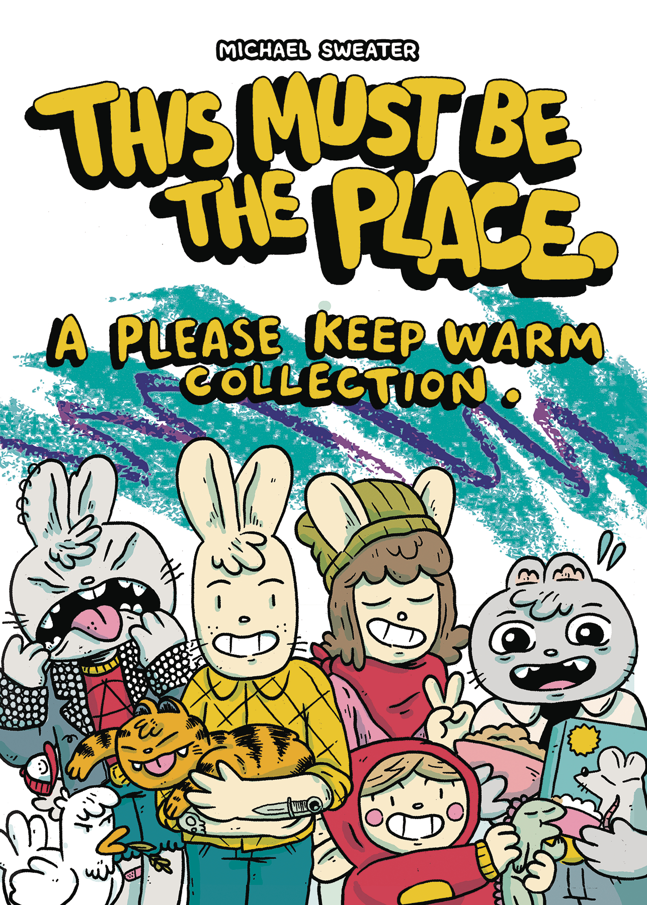 PLEASE KEEP WARM COLLECTION GN VOL 01 THIS MUST BE PLACE