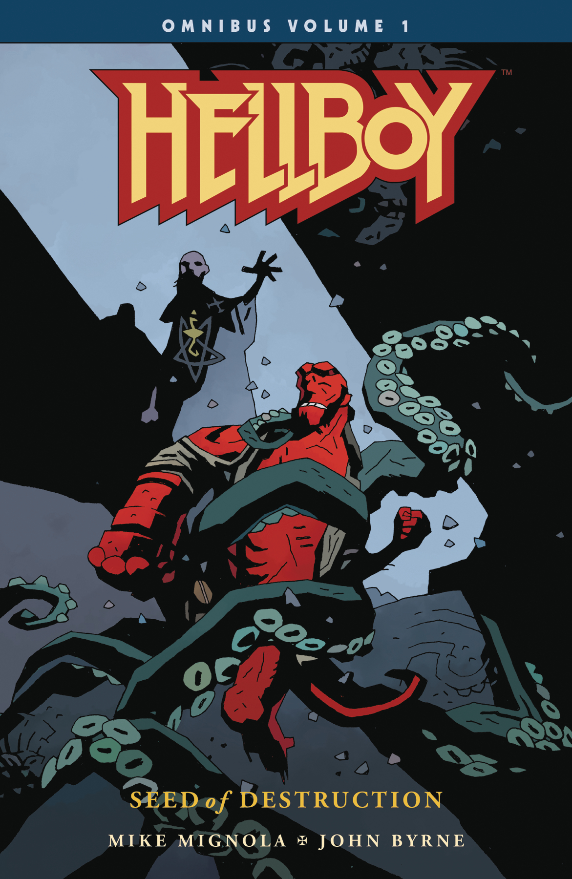 HELLBOY OMNIBUS TP VOL 01 SEED OF DESTRUCTION (JAN180104)