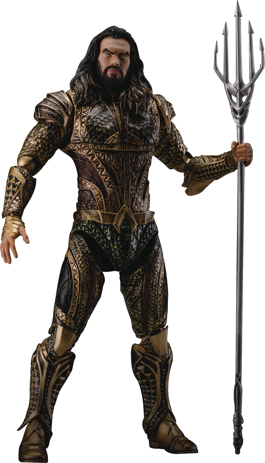 JL MOVIE DAH-007 DYNAMIC 8-CTION AQUAMAN AF (Net)