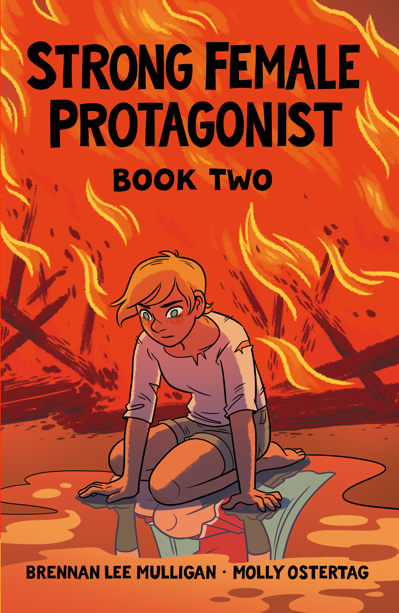 STRONG FEMALE PROTAGONIST GN BOOK 02