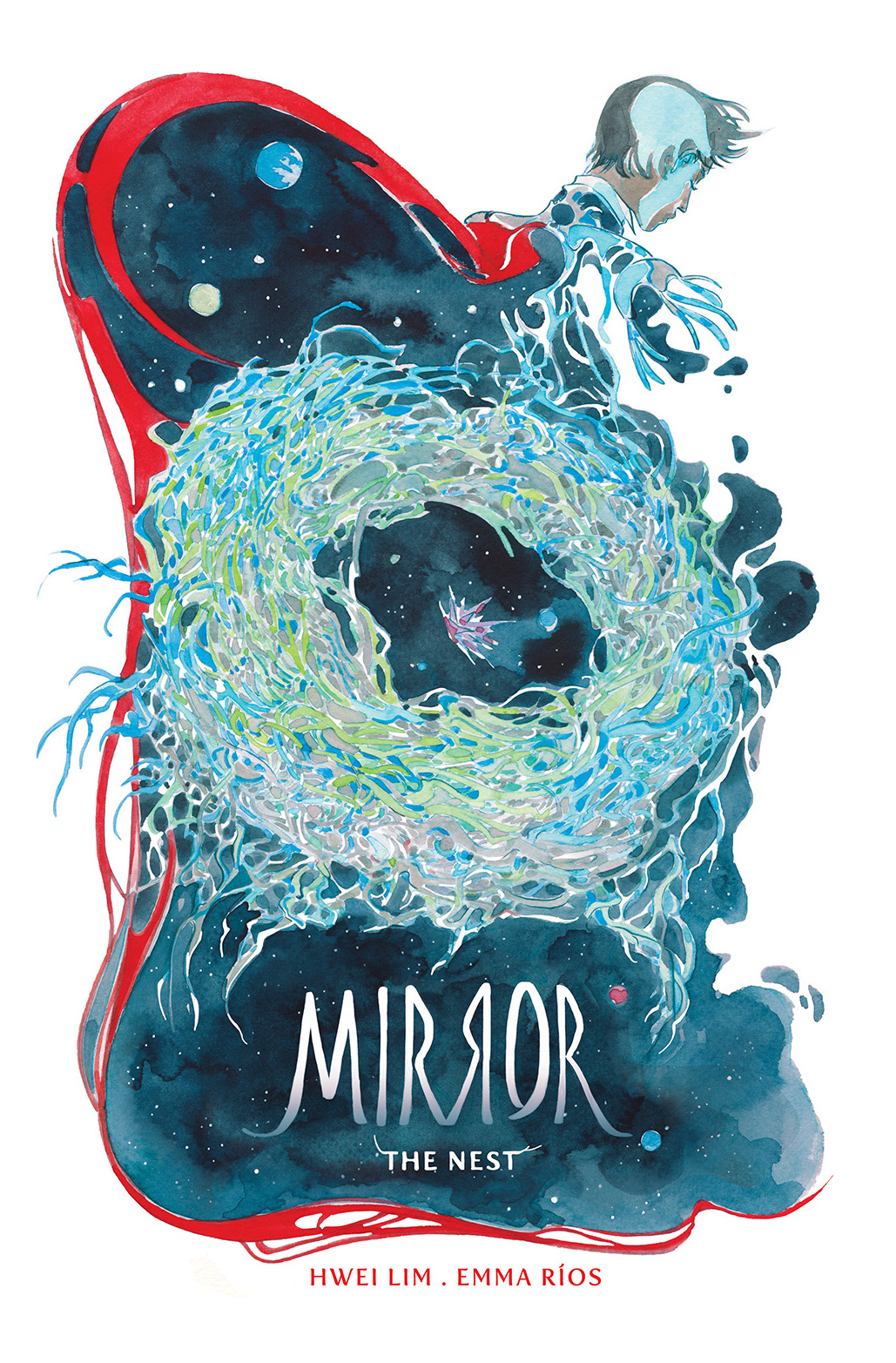 MIRROR THE NEST TP (APR190076)