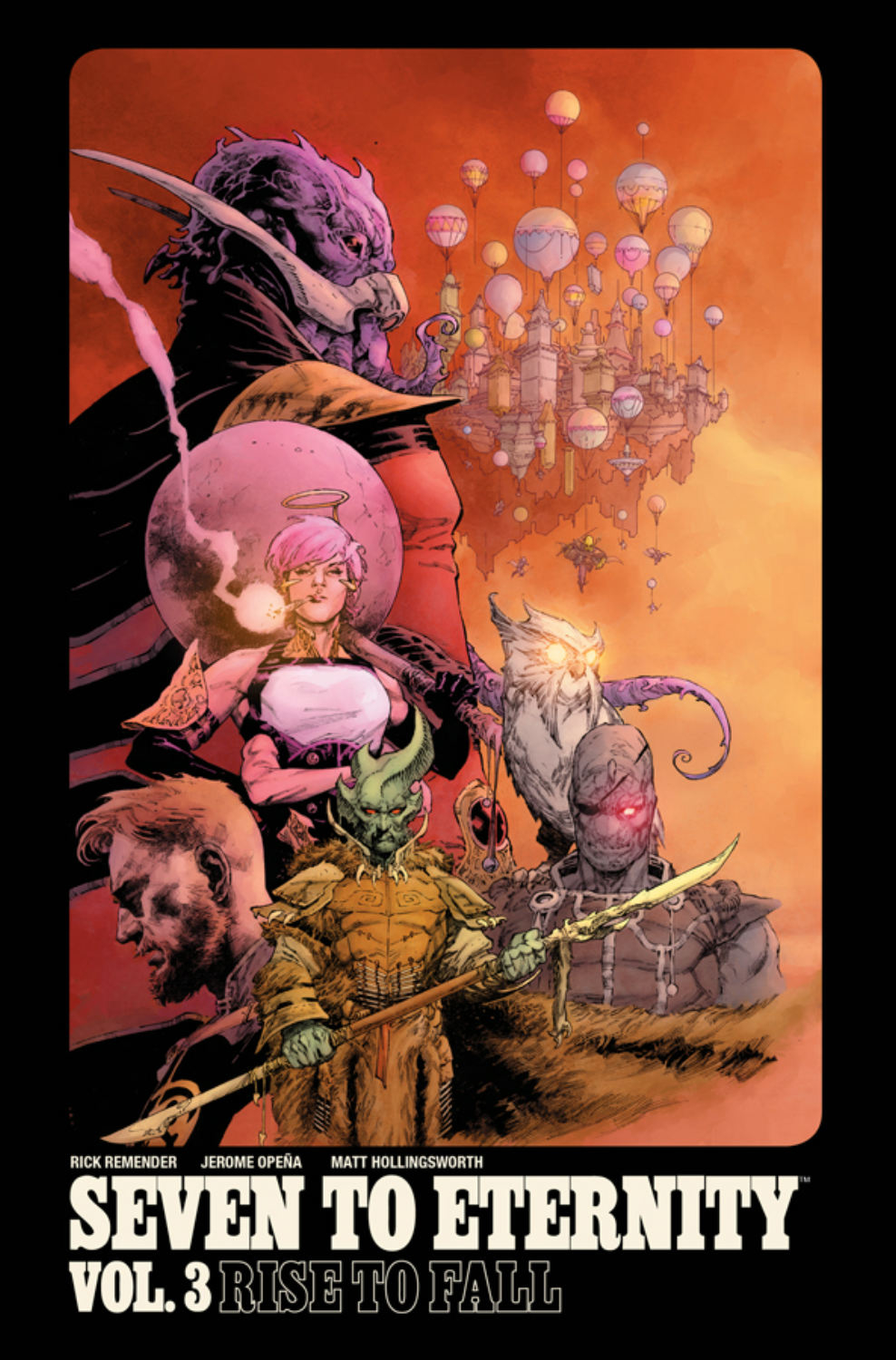 SEVEN TO ETERNITY TP VOL 03