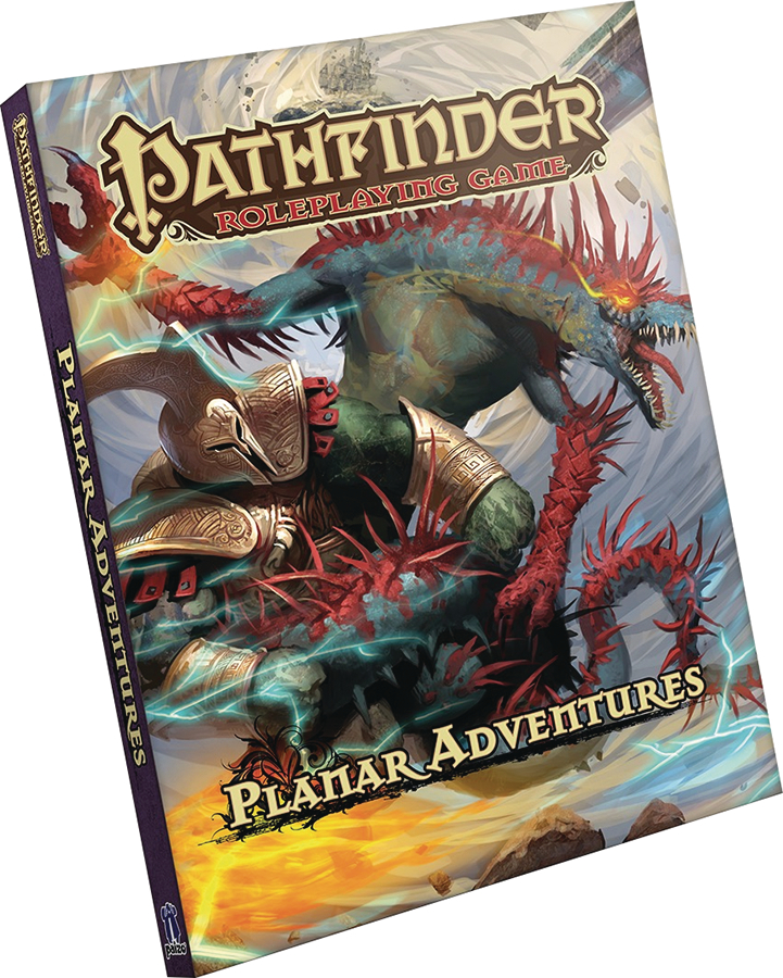 PATHFINDER RPG PLANAR ADVENTURES HC