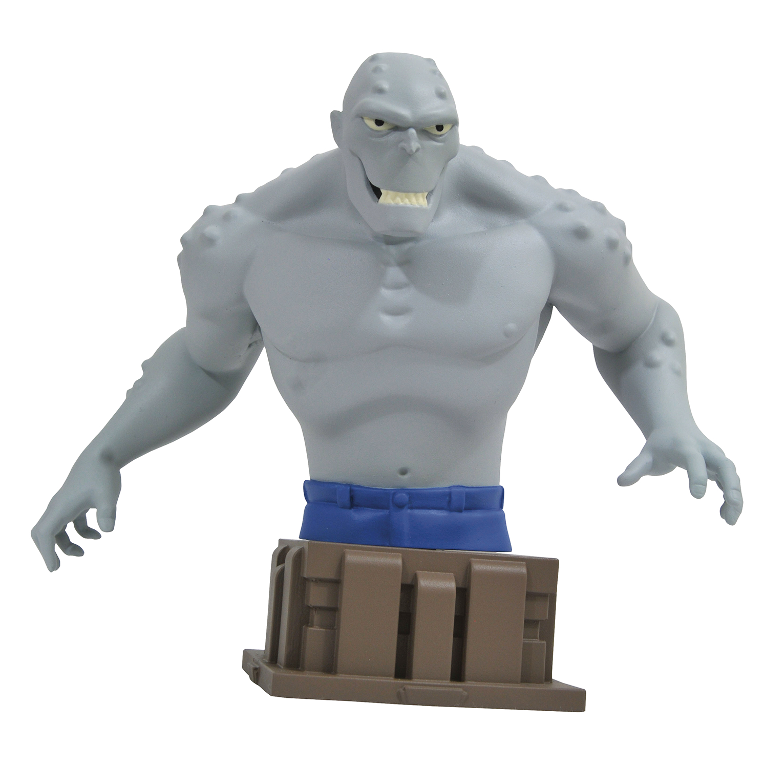 BATMAN TAS KILLER CROC BUST