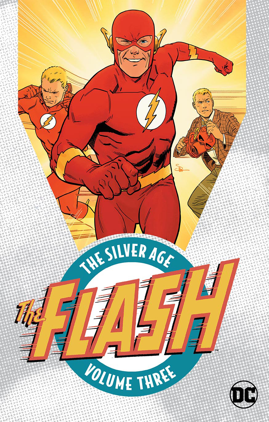 FLASH THE SILVER AGE TP VOL 03