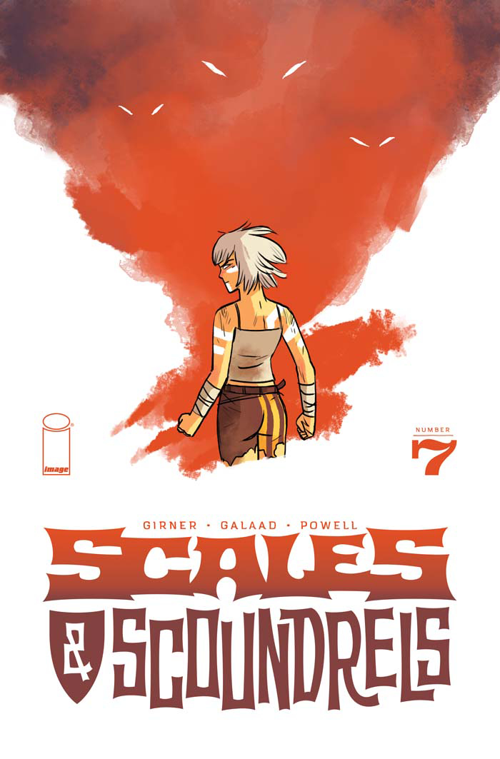 SCALES & SCOUNDRELS #7