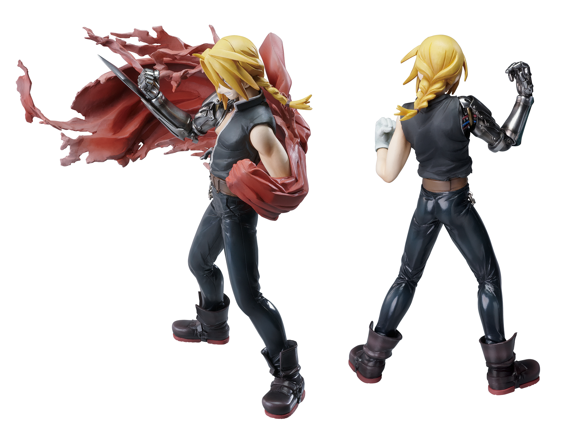 FULL METAL ALCHEMIST GEM SERIES EDWARD ELRIC PVC FIG