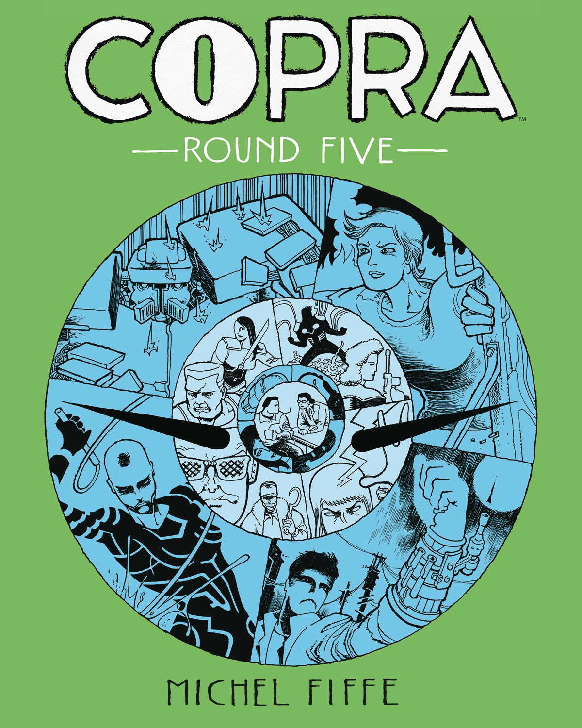 COPRA TP ROUND FIVE (MR)