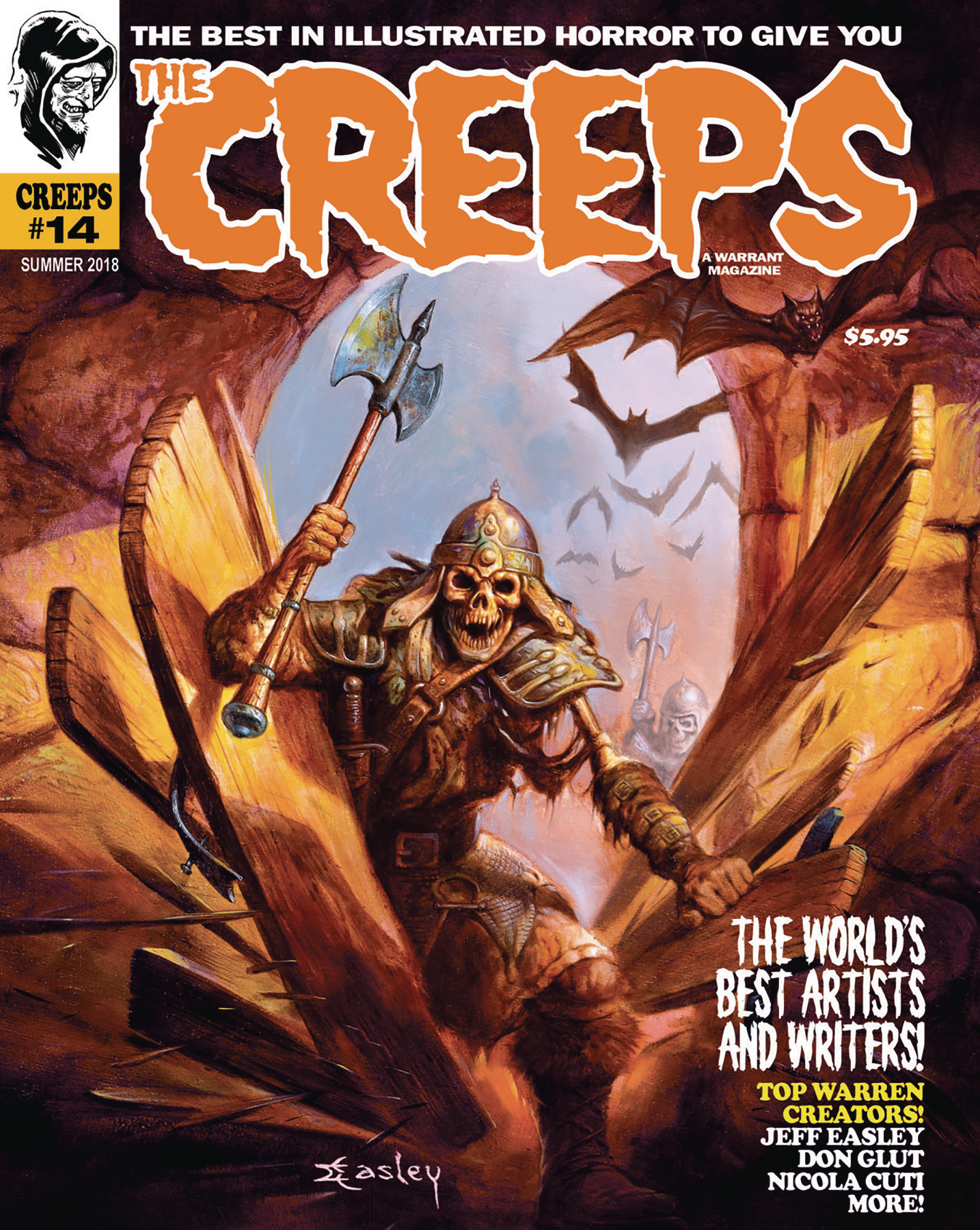 CREEPS #14 (MR)