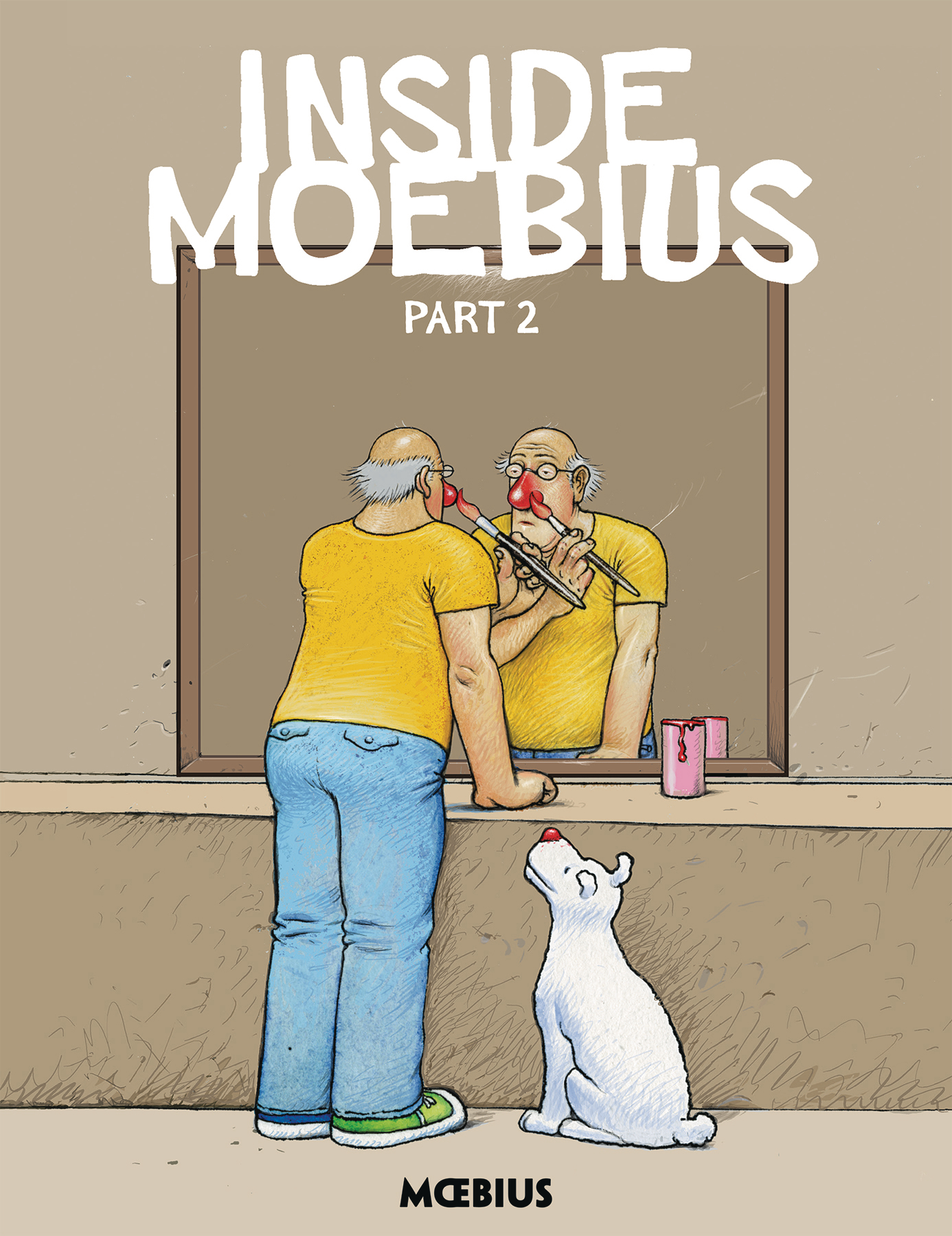 MOEBIUS LIBRARY INSIDE MOBIUS HC VOL 02 (FEB180045)