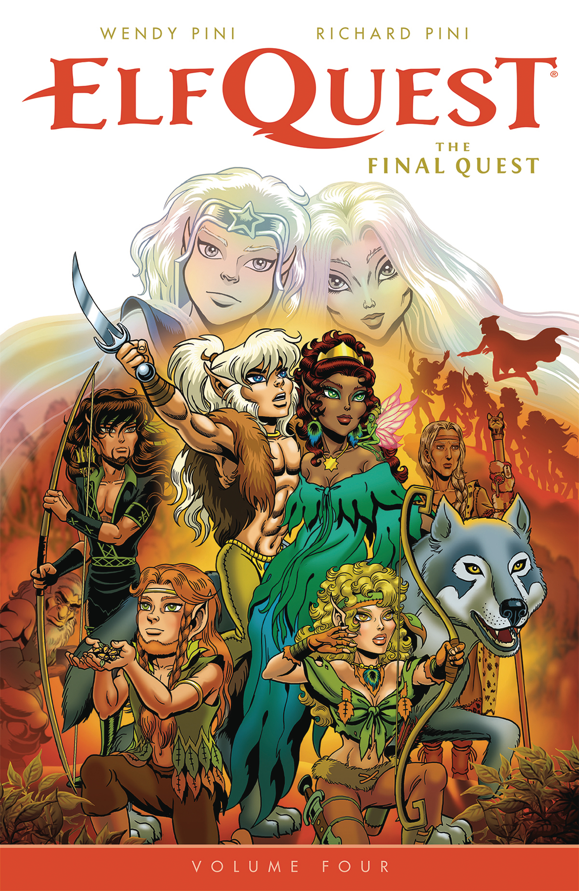 ELFQUEST FINAL QUEST TP VOL 04