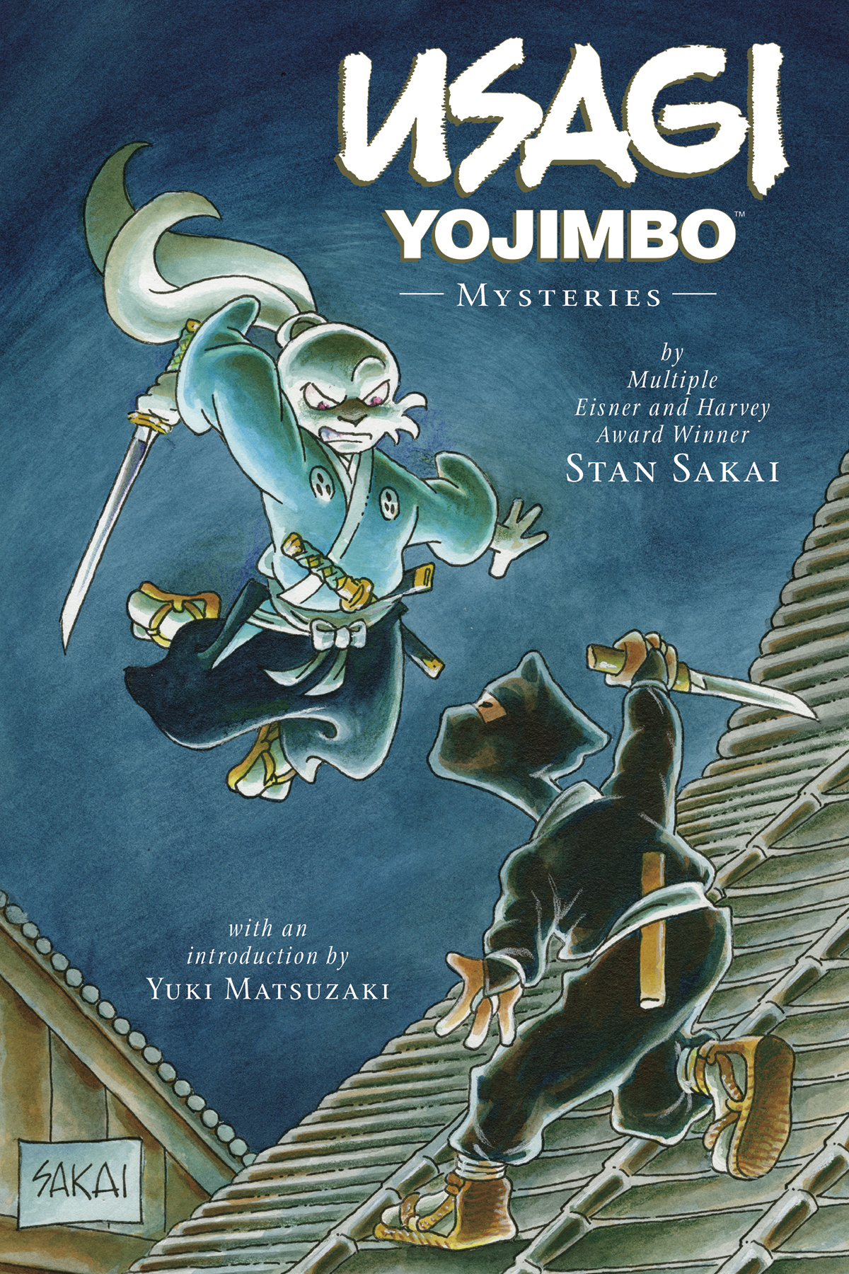 USAGI YOJIMBO TP VOL 32