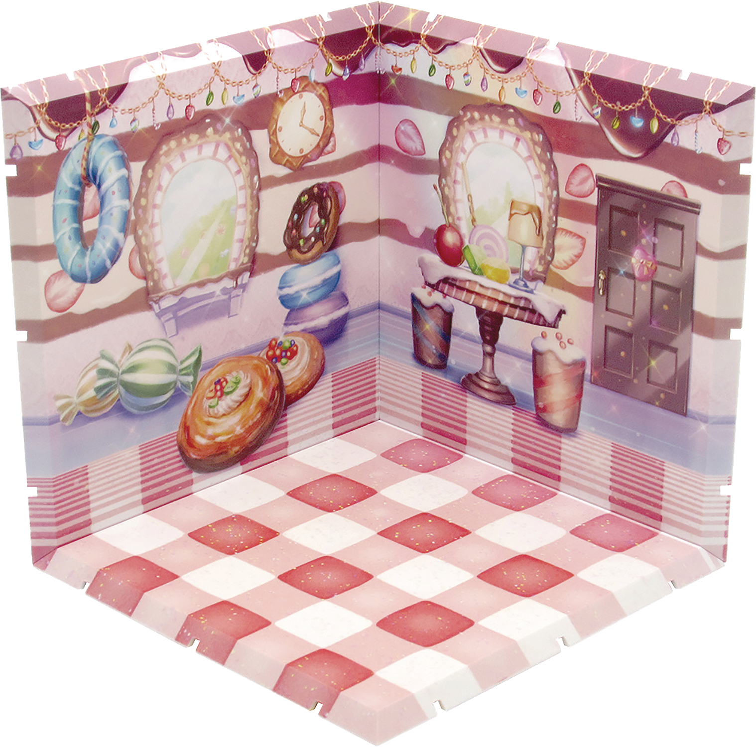DIORAMANSION 150 CANDY ROOM FIGURE DIORAMA