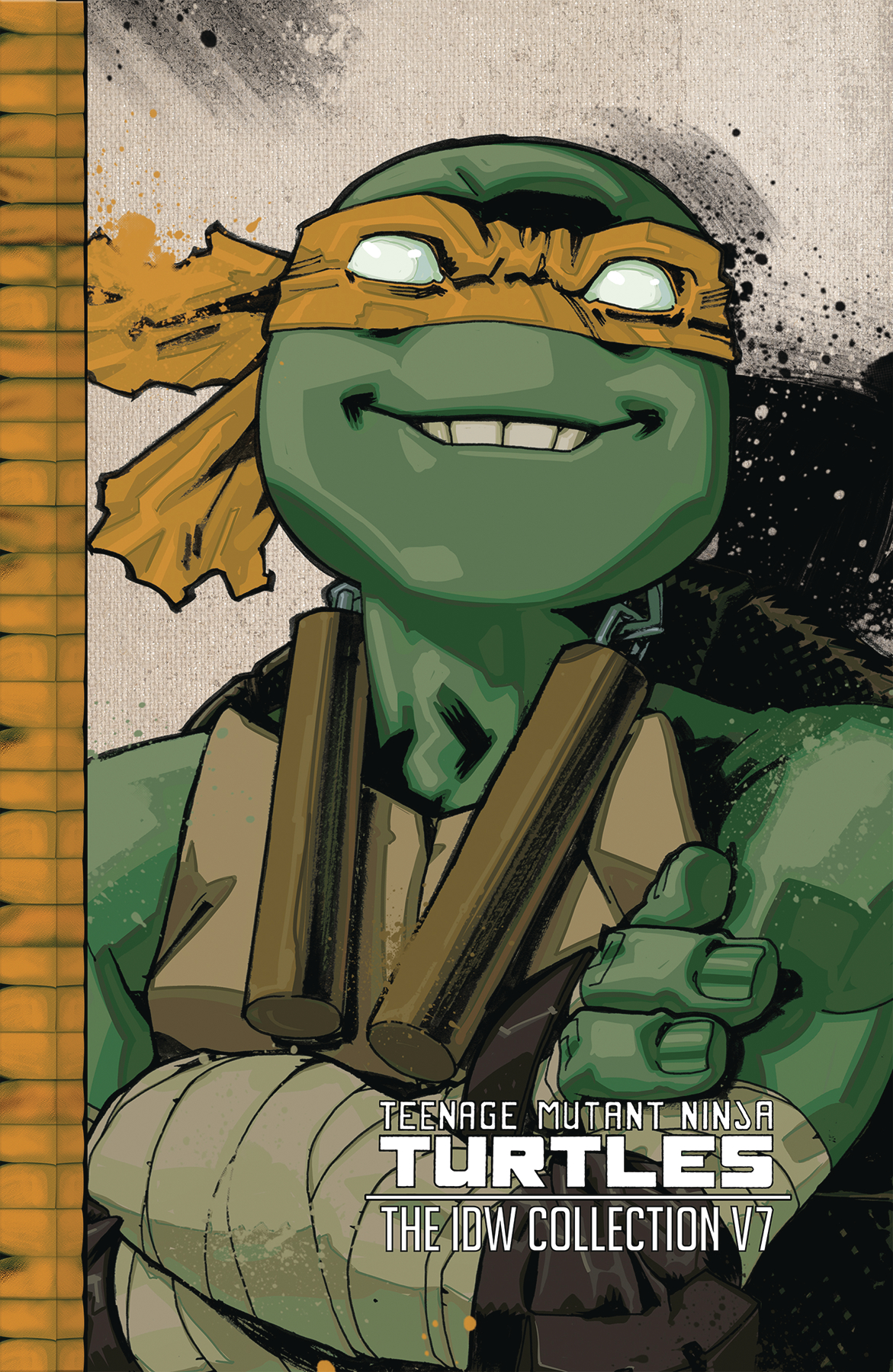 TMNT ONGOING (IDW) COLL HC VOL 07