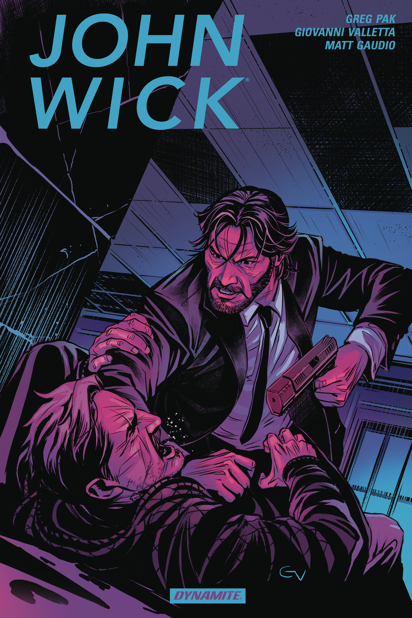 JOHN WICK HC VOL 01
