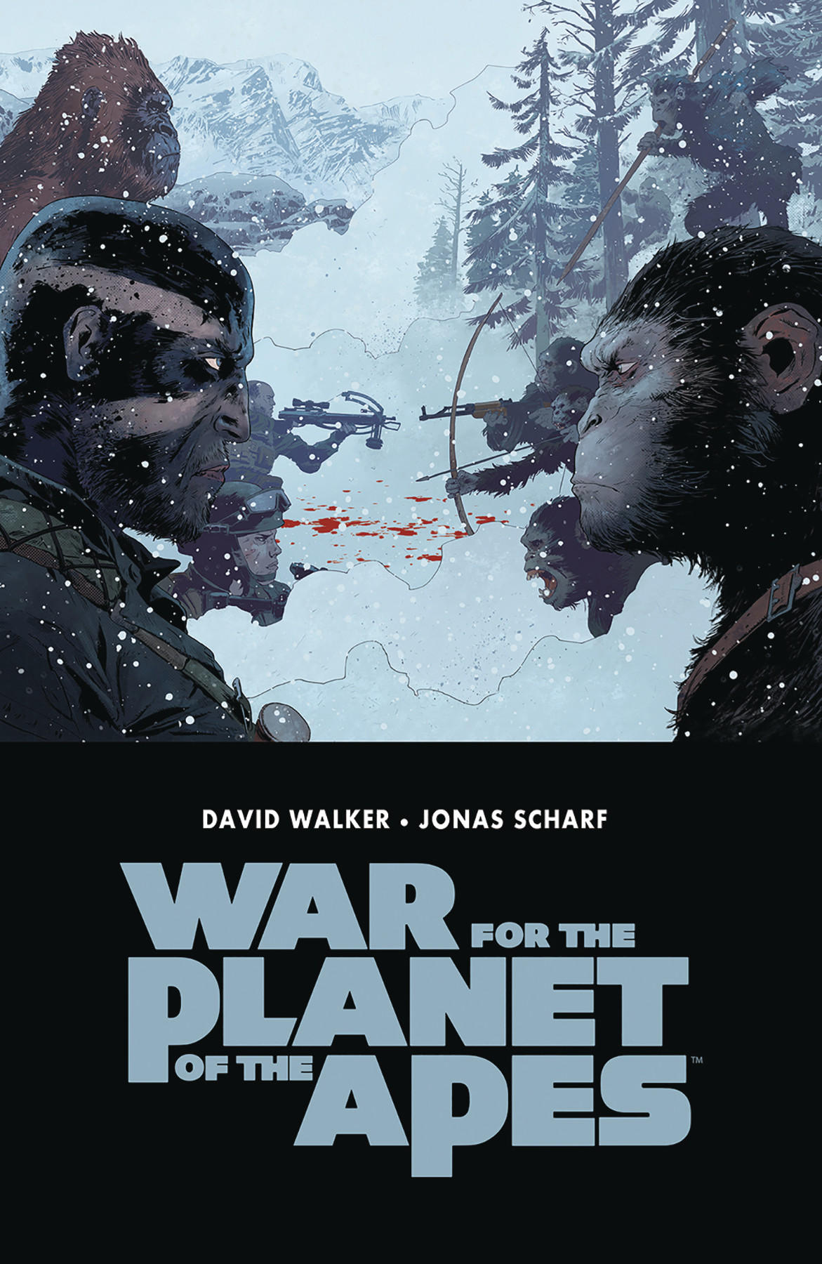 WAR FOR PLANET OF THE APES TP
