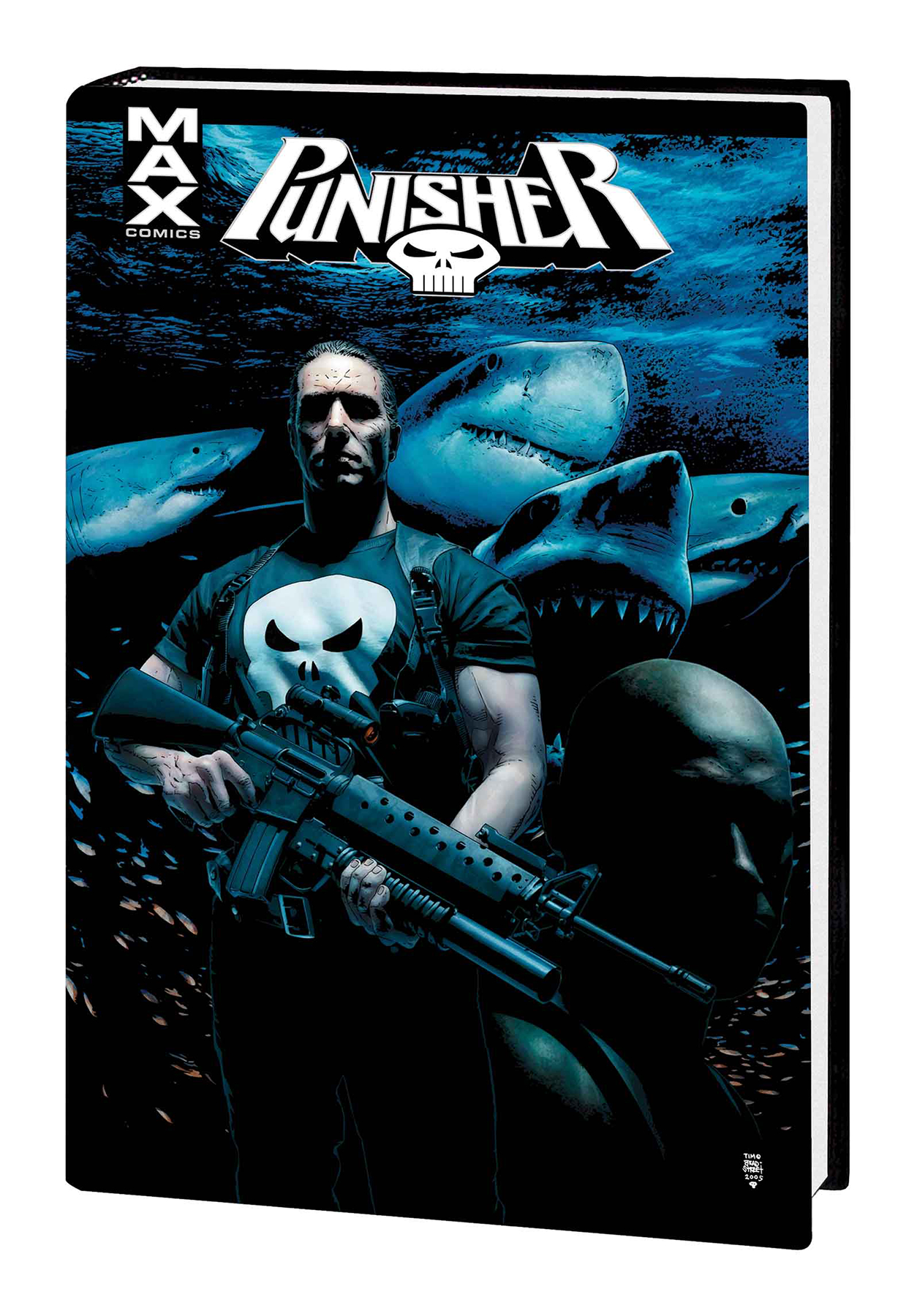 PUNISHER MAX BY GARTH ENNIS OMNIBUS HC VOL 02 (MR)