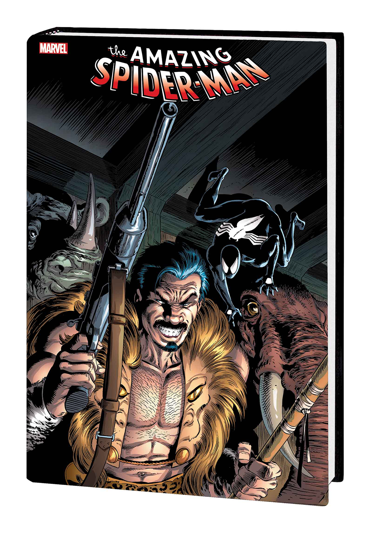 SPIDER-MAN KRAVENS LAST HUNT DELUXE EDITION HC