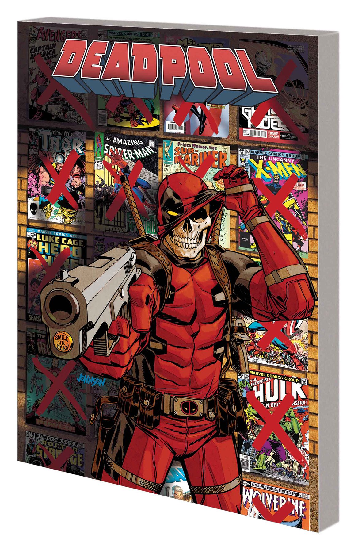 DEADPOOL CLASSIC TP VOL 22 MURDER MOST FOWL