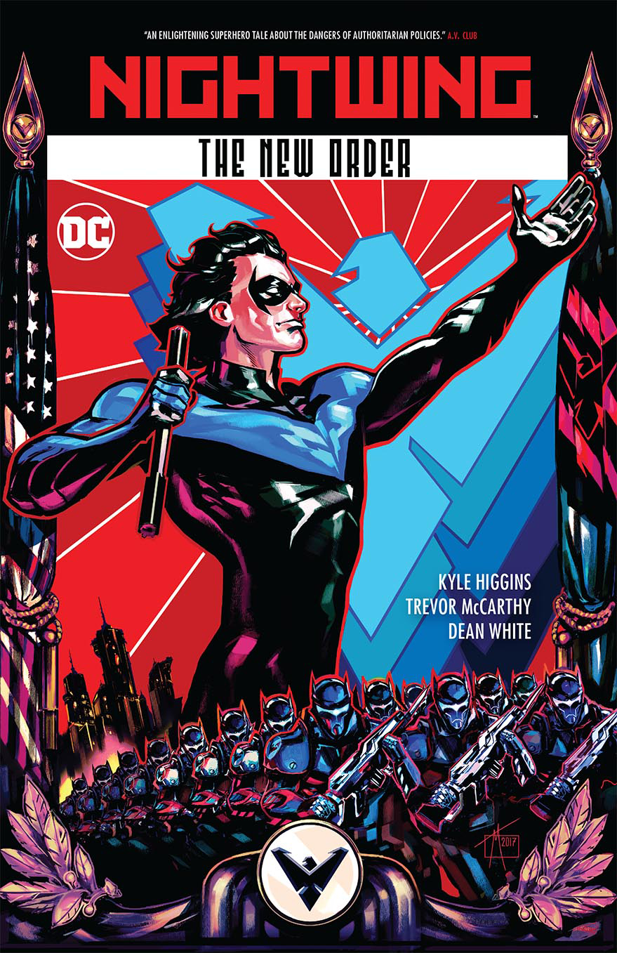 NIGHTWING THE NEW ORDER TP