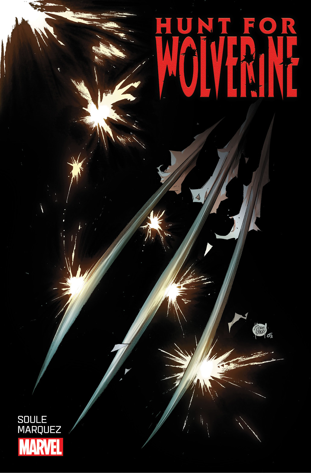 HUNT FOR WOLVERINE #1 KUBERT TEASER VAR