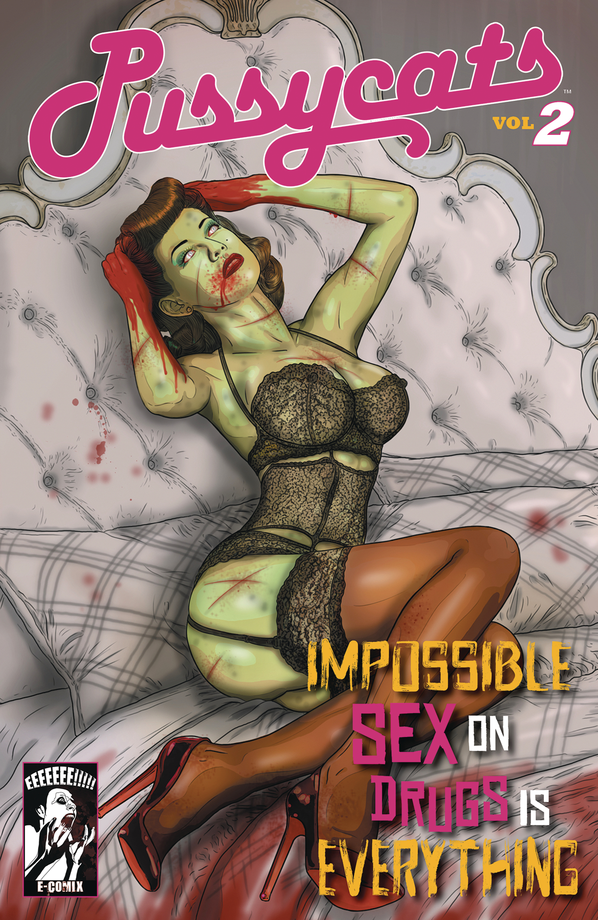 PUSSYCATS TP VOL 02 IMPOSSIBLE SEX ON DRUGS IS EVERYTHING (M