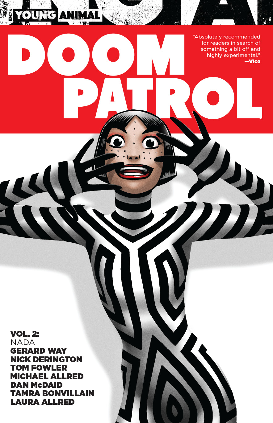 DOOM PATROL TP VOL 02 NADA (RES) (MR)